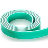 服装无纺布丝网印刷用AS AM50*9耐研磨丝印刮胶专业生产商-嘉美