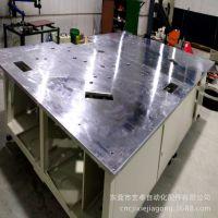 提供大型cnc加工中心对外加工外形尺寸2500*180045号钢设备面板