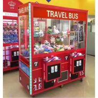 四川成都厂家直销投币扫码抓娃娃机抓礼品公仔娃娃机包安装维修
