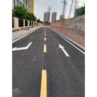 道路减速带划线_加厚减速线多少钱一米_马路黄色反光减速线