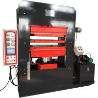 XLB-100T热压硅橡胶成型机 发泡硫化机 发泡自动硫化机
