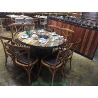在深圳哪一家电磁炉火锅桌好 火锅桌椅子价格
