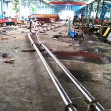 上海石墨烯管道链条输送设备 管链输送机价格