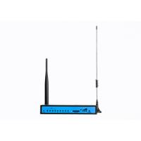 深圳华智安R82-A 七模全网通2口工业路由器 移动/电信/联通4G/3G/2G