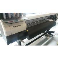 山西新款JV300户外户内高清写真喷绘机