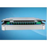 12芯ODF光纤配线箱 机架式ODF子框 单元箱