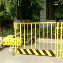 基坑周边防护栏 工地基坑护栏 仓库防护网