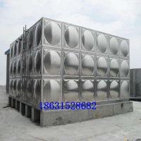 唐山玻璃钢水箱 不锈钢水箱