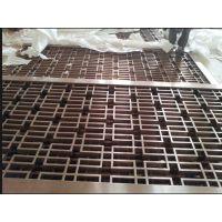 不锈钢屏风适用的装饰场所,不锈钢花格厂家,金属制品