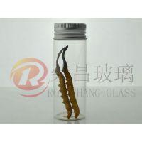 山东荣昌虫草玻璃瓶生产经验丰富