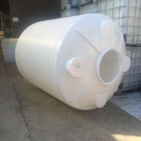 山东3吨圆柱形PE储罐 防晒防老化圆柱形水桶