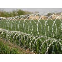 刀片刺绳多少钱一米 机场刀片护栏网 果园带刺铁丝网 厂家直销