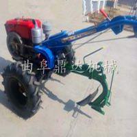 小型8马力的手扶拖拉机果园管理蔬菜大棚翻土手扶拖拉机鼎达自产