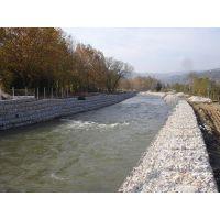 河道改造铅丝笼 高尔钒石笼网 雷诺护垫 鑫隆石笼网厂专业生产