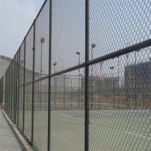 涂塑勾花网护栏 动物园隔离网 球场围栏