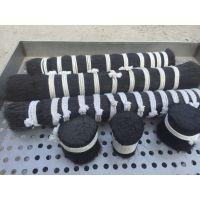 供制刷猪鬃猪毛混合 马尾刷丝混合山东潍坊