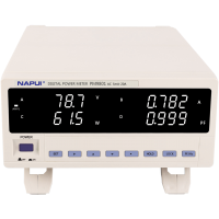 纳普科技【功率测量仪】报警型PM9801厂家直销电流和功率上下限报警