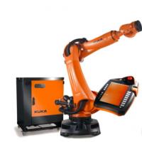 江苏明华机器人供应库卡、安川焊接机器人、喷涂机器人、吗垛机器人。