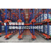 穿梭车货架 厂家生产 重型货架