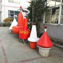 浮标底航标灯价格 江西航道塑料航标批发