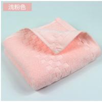 隆利厂家直销批发 赛克魔方加厚纯棉成人洗脸面巾