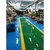 温州环氧防静电地坪 豫信地坪承接多种颜色地坪漆工程 价格实惠 地面美观