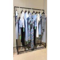 杭州时尚女装品牌伊袖 在广州拿货的话便宜 2018夏装尾货折扣批发
