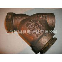11/2青铜Y型过滤器,NPT11/2螺纹过滤器