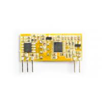 供应JMR晶美润 工业级去噪声超外差接收模块RXB8