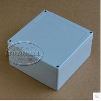 优卡192*188*100防水接线盒塑料接线盒布线箱防水盒仪表壳体F24