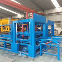 供应6-15型空心砖机(金驼) 全自动液压水泥砖机