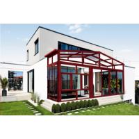 佛山德技名匠阳光房厂家--七种清洁铝合金门窗的小知识