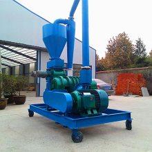 [都用]石灰粉气力输送机 黄豆装车吸粮机 化肥颗粒不锈钢吸粮机