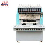 黑龙江自动滴塑机 PVC商标点胶机 厂家直销