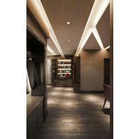 哈尔滨明居装饰打造港式风格--两室一厅