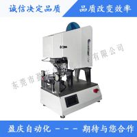 供应盈庆YQ-101半自动高精度上平面不干胶贴标机
