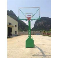 广西玉林标准篮球架北流户外移动式篮球架 大箱 凹箱篮球架配套齐全飞跃体育厂家