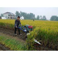 多功能稻麦水稻割晒机 作物秸秆收割机