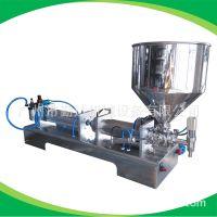 厂家直销 500-1000ml 洗洁精粘稠液体单头卧式灌装机