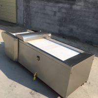 高产量自动输送切菜机 启航干辣椒切段机 不锈钢多功能切菜机