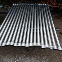 圆钻杆Φ35-Φ100探水钻杆 直角大螺距钻杆 本系列产品Φ35-Φ100探水钻杆是直角大螺距钻杆