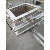 益多厂家 专业定制轴向型矩形波纹补偿器 方形波纹补偿器 耐腐耐用环保