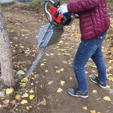 青海小巧轻便起树机 国产保留根系挖树机 加固刀头挖树机