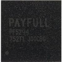 标富科技-PF5294-多路IC卡接口芯片|POS机芯片|磁卡刷卡芯片