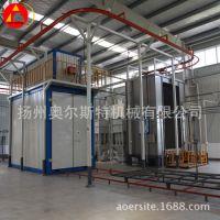 厂家生产喷粉流水线 涂装生产设备全自动喷粉线 喷淋前处理喷粉线