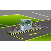 【界首停车场系统设备】界首智能停车场收费岗亭/界首停车场系统
