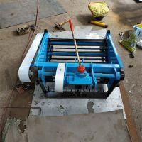 农业薯类收获机械 土豆铃薯收获杀秧一体机 乐丰牌