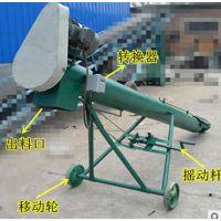 加厚螺旋提升机 湖北锯末草粉上料机 219管径物料提升机多少钱