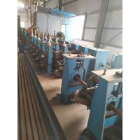 急售二手高频焊管机-76型高频焊管设备-铁管机械