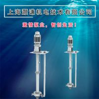 液下泵 立式不锈钢潜水泵